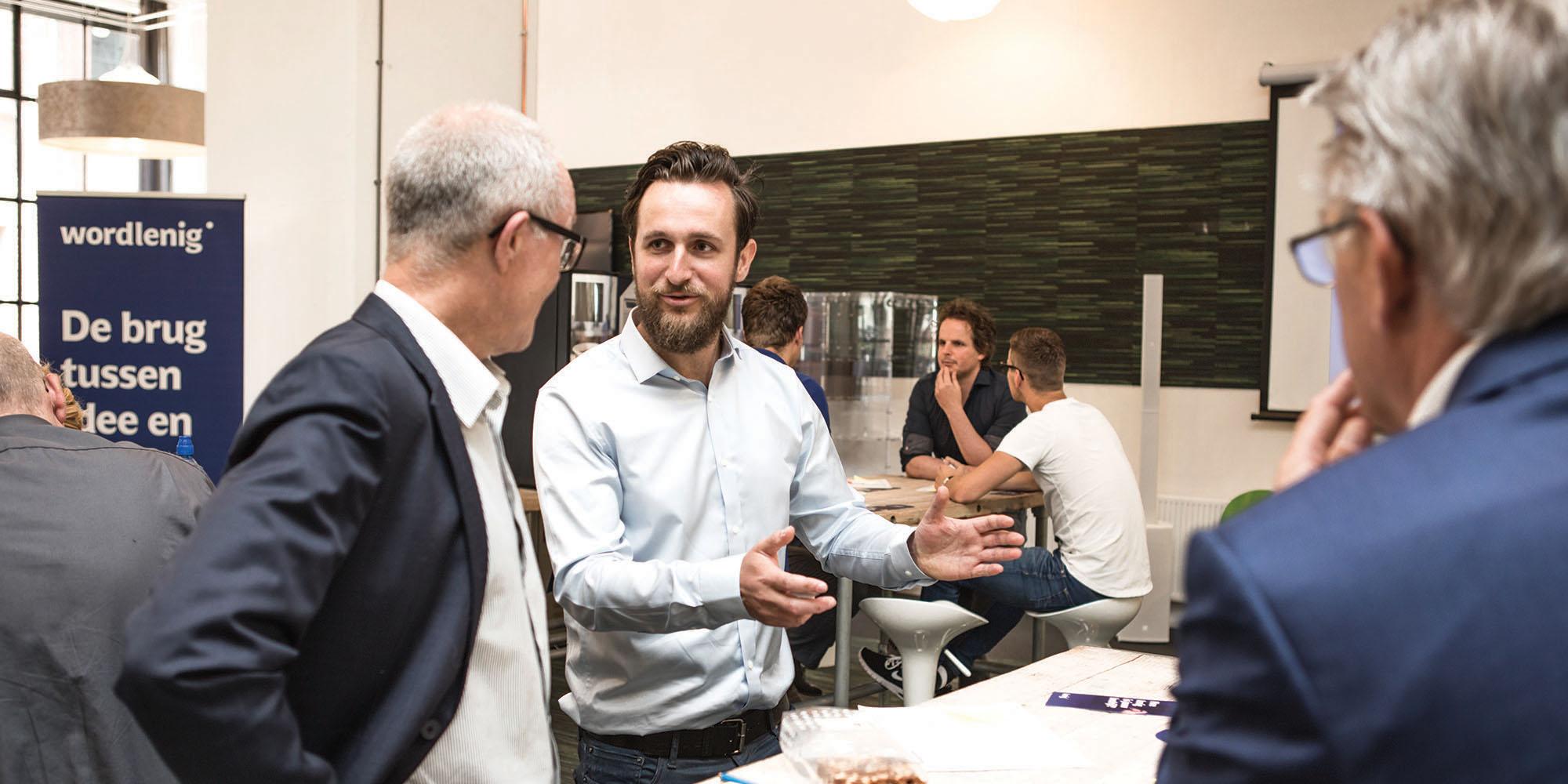 Wordlenig kennispartner bij het innovatieve maakindustrie evenement Techconn