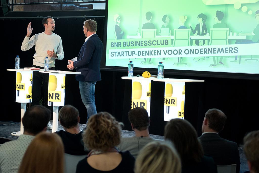 Start-up denken voor ondernemers